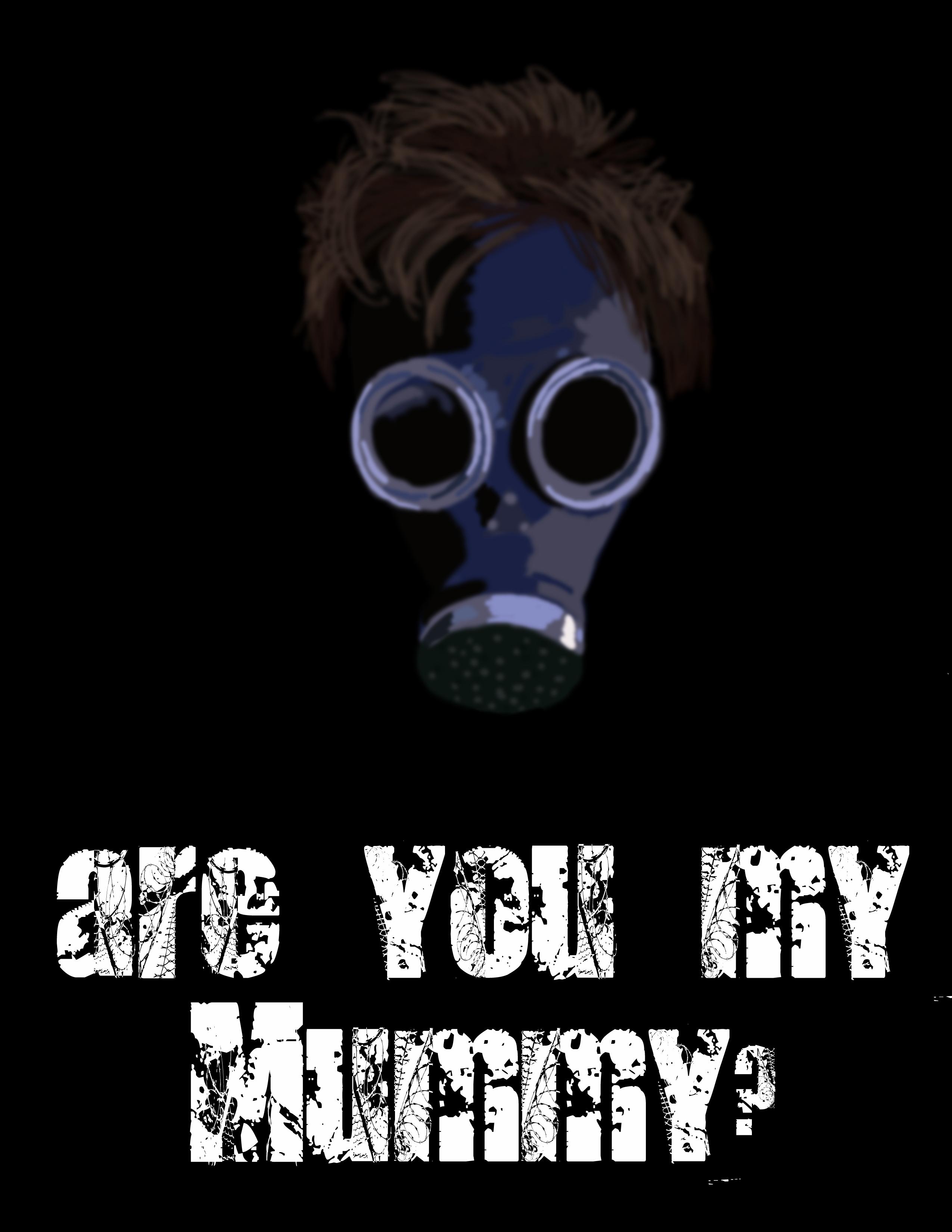Are you my Mummy by Cybiline 2550x3300