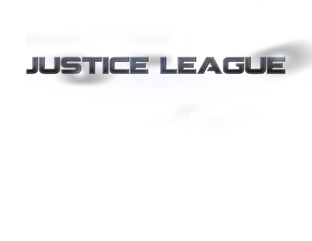 JUSTICE LEAGUE   Logo 2 by MrSteiners 1017x786
