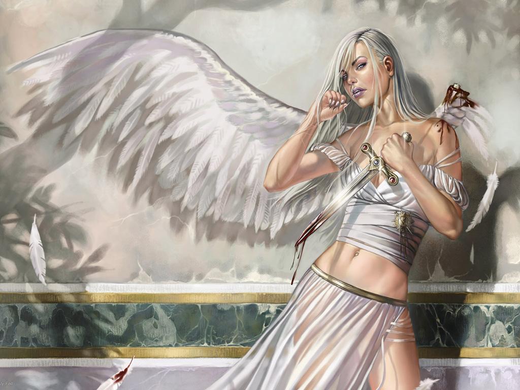 Wallpapers Jokes Pics Best Top Fantasy Girls Your Desktop Wallpapers 1024x768