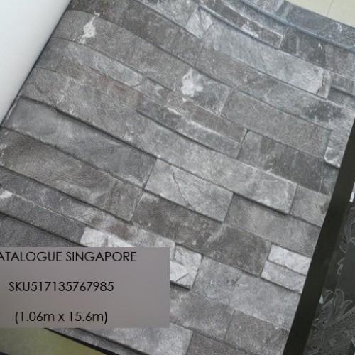 Korean Wallpaper 3D Stone 517135767985 500x500