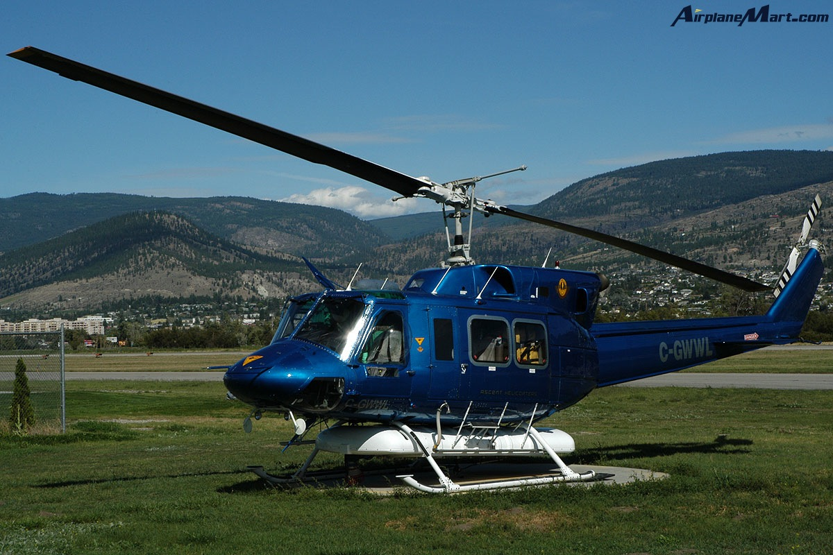 Bell 212 Aircraft History Specification Information 1200x800