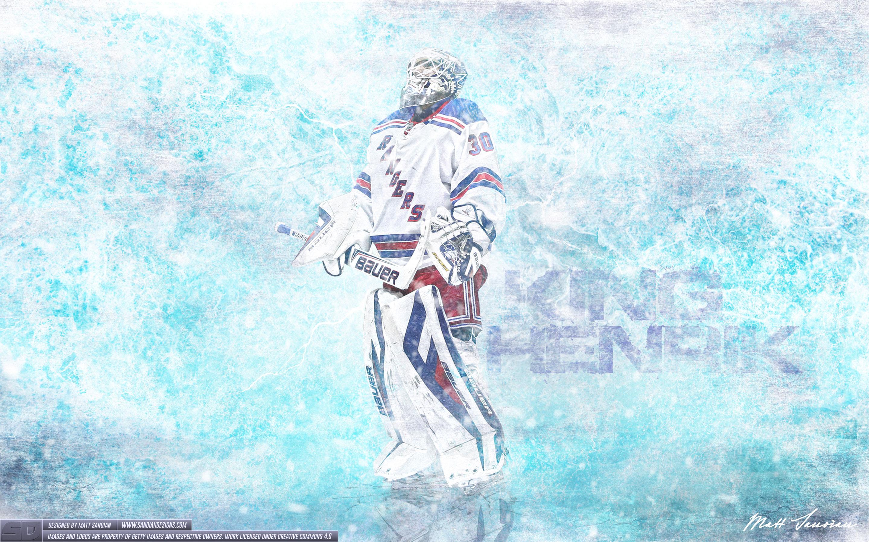 NHL Wallpapers   Henrik Lundqvist New York Rangers 2014 wallpaper 2880x1800
