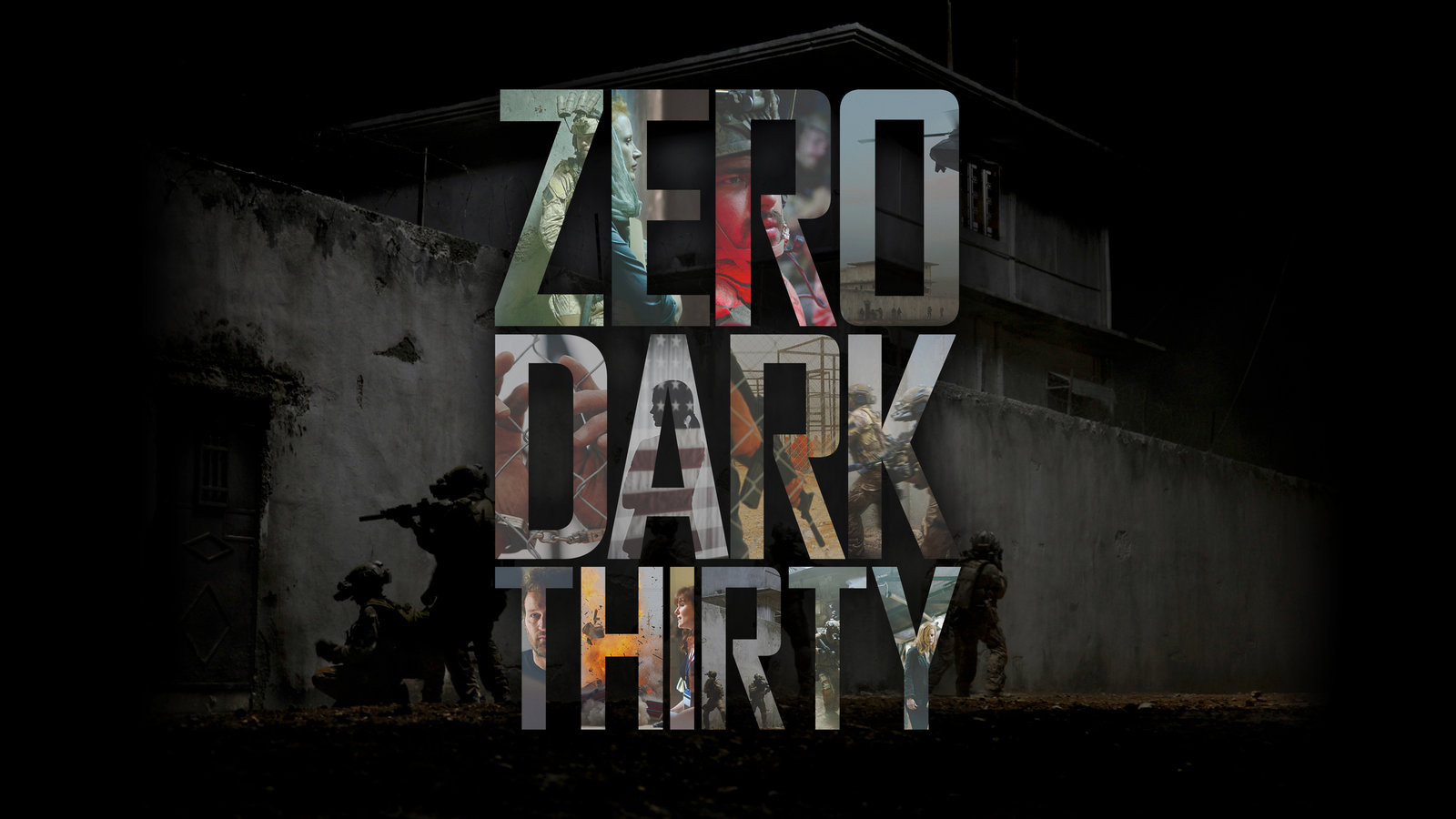 zero dark thirty wallpaper 4k by naimvb fan art wallpaper movies tv 1600x900