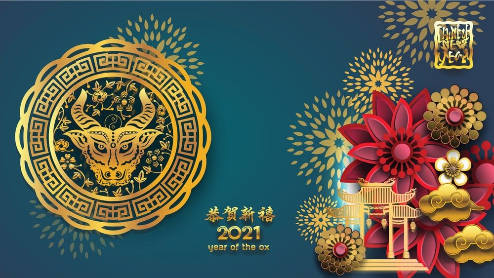 Happy Chinese New Year 2021 Images Wallpaper Chinese new year 1000x563