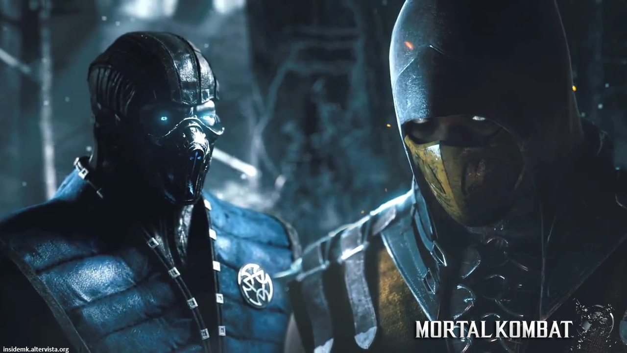 MKX] New Mortal Kombat X Wallpaper By InsideMK Inside Mortal Kombat 1280x720