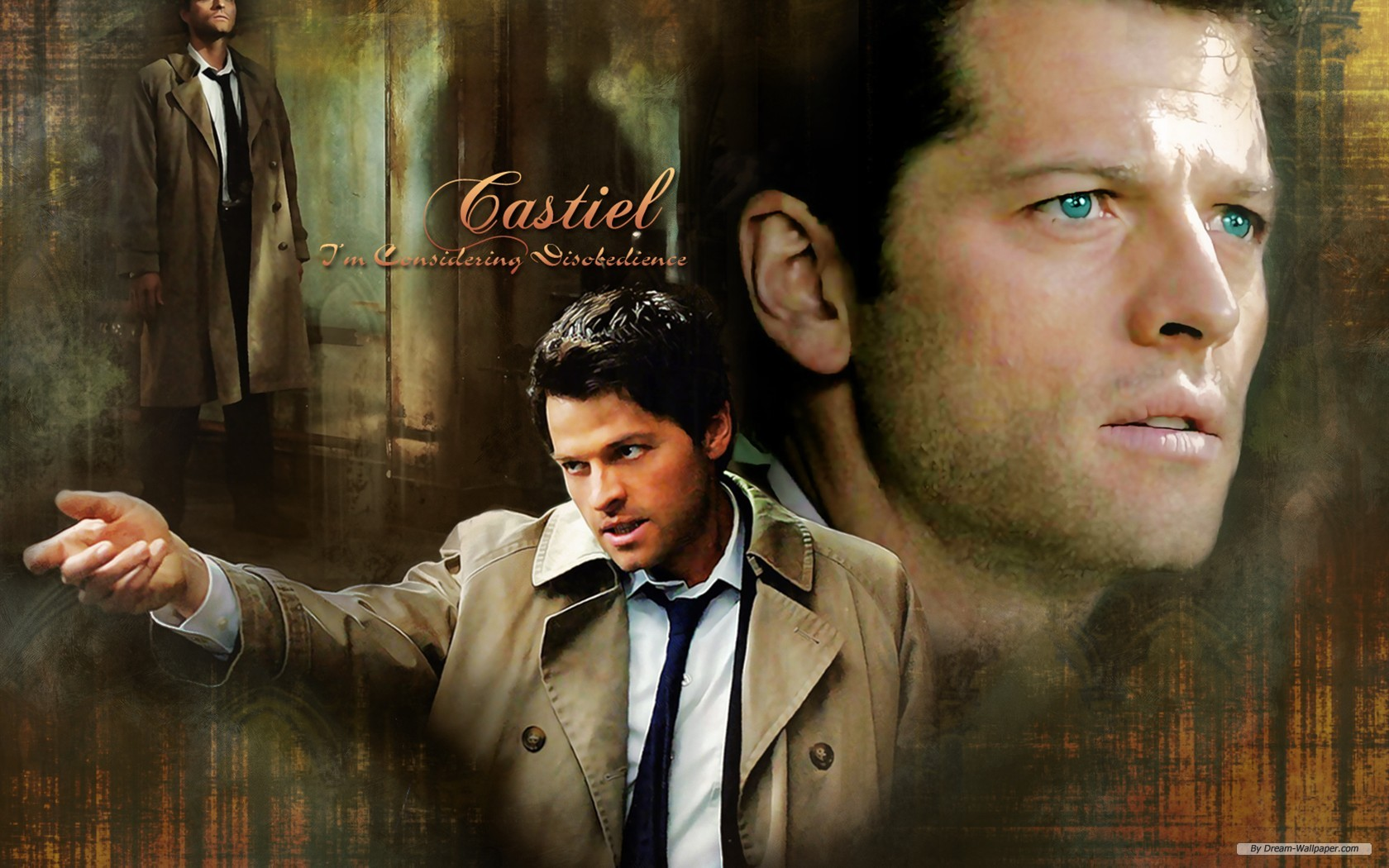 Showing Gallery For Supernatural Wallpaper For Desktop 1680x1050