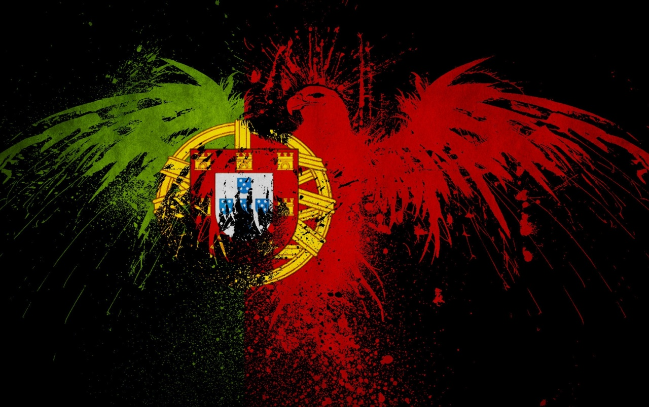 Portugal Flag wallpapers Portugal Flag stock photos 1280x804