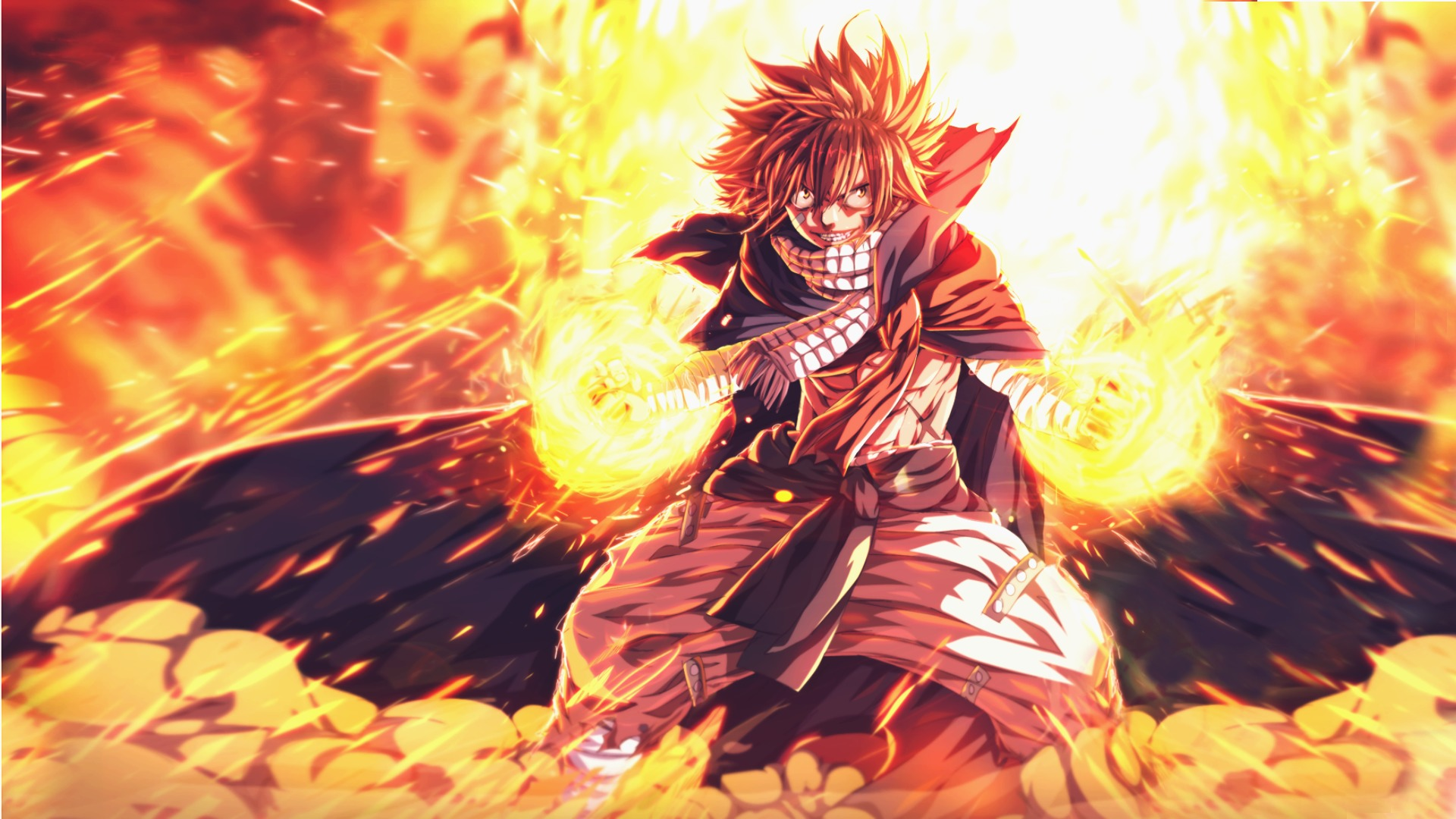 Anime wallpaper fairy tail erza wallpapers photo with high definition - Fairy Tail Natsu Dragneel Wallpaper Wallpapersafari