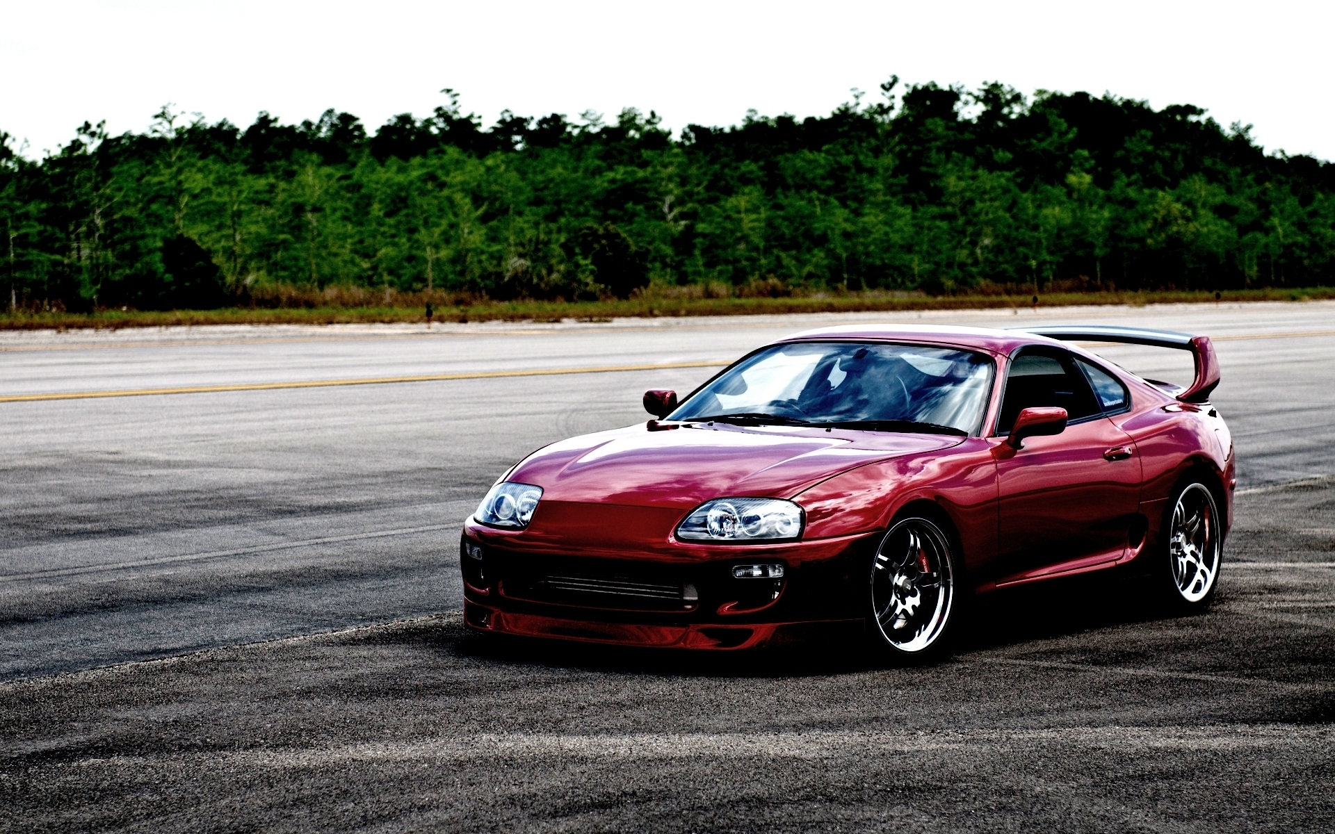 Toyota Supra Wallpapers 1920x1200