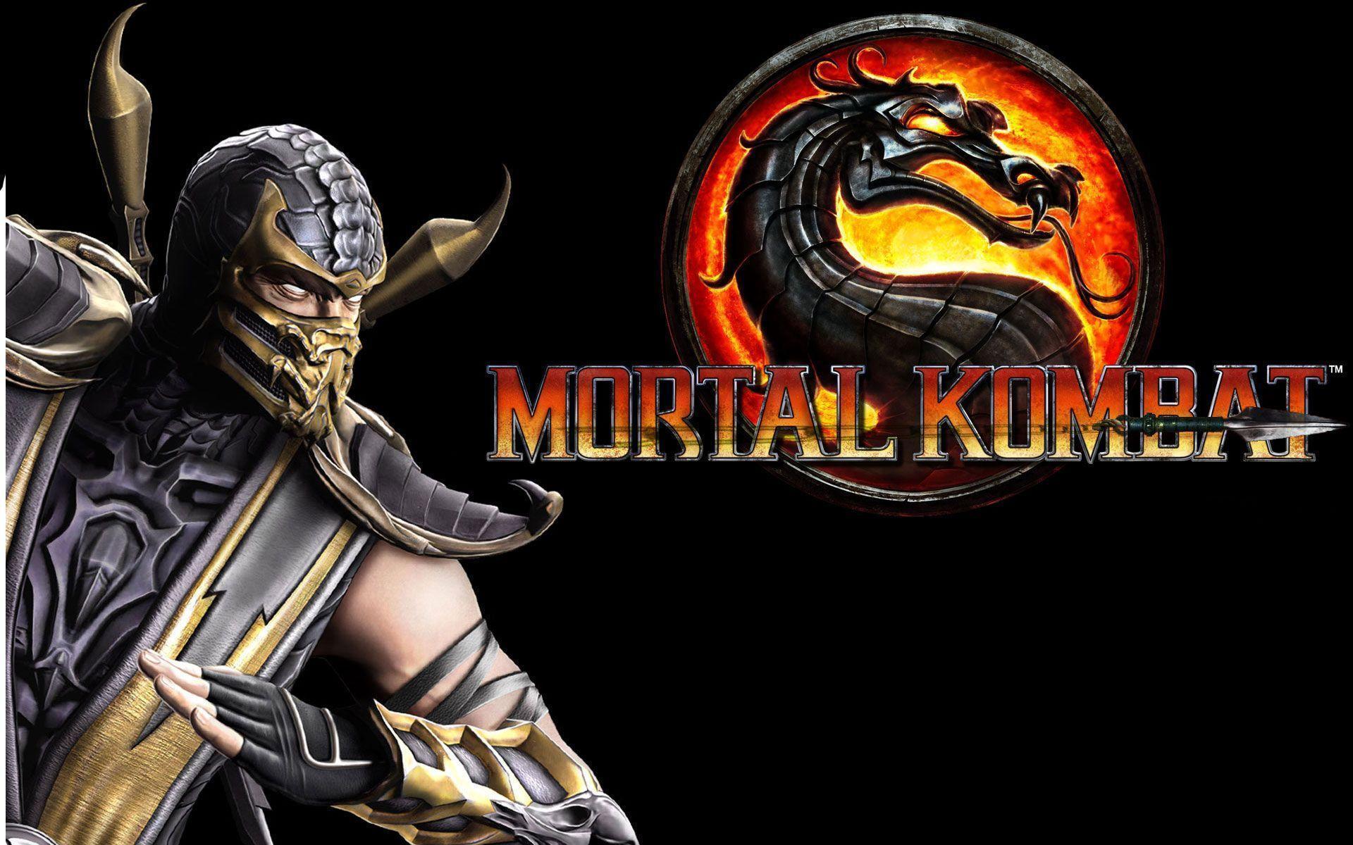 Mortal Kombat Scorpion Wallpapers 1920x1200