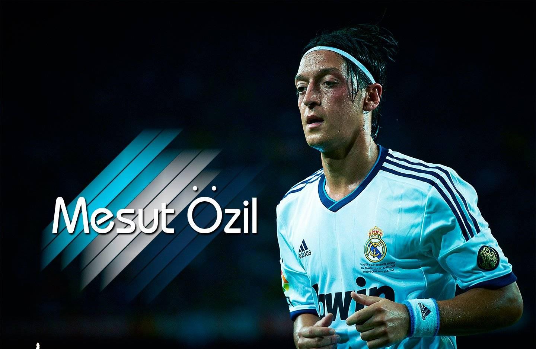 Mesut Ozil 2013 Wallpaper HD before joining Arsenal 1440x938
