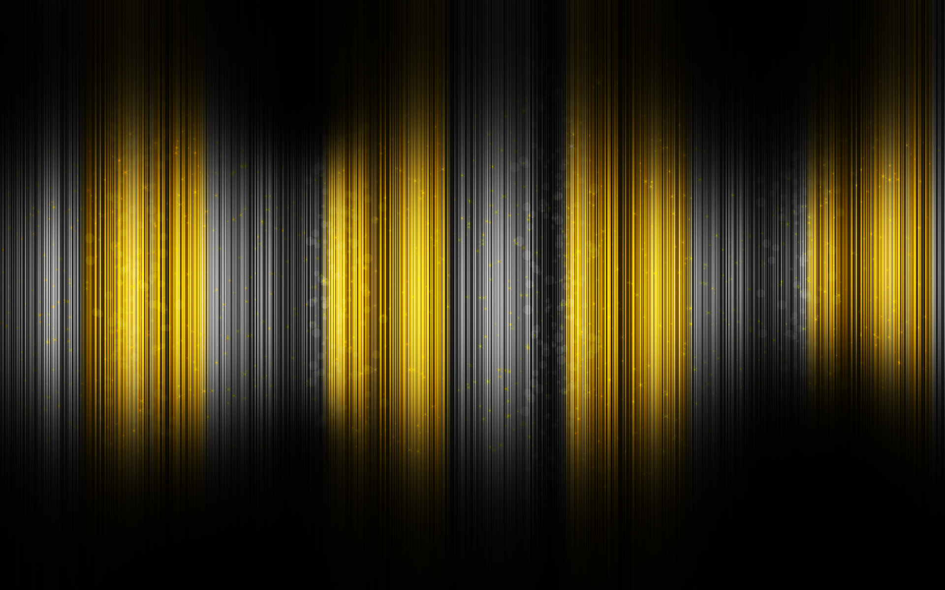 Abstract Yellow And Black Latest HD Wallpaper 1920x1200