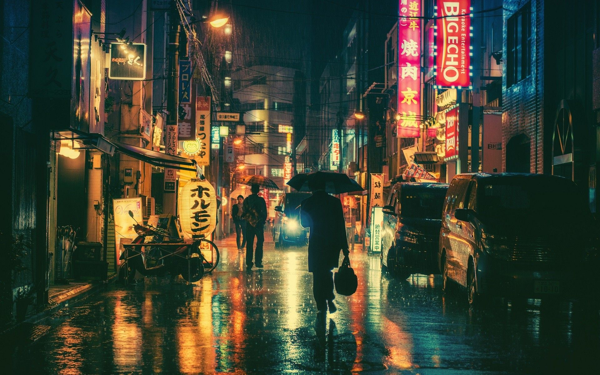 Japanese Street Wallpapers   Top Japanese Street Backgrounds 1920x1200