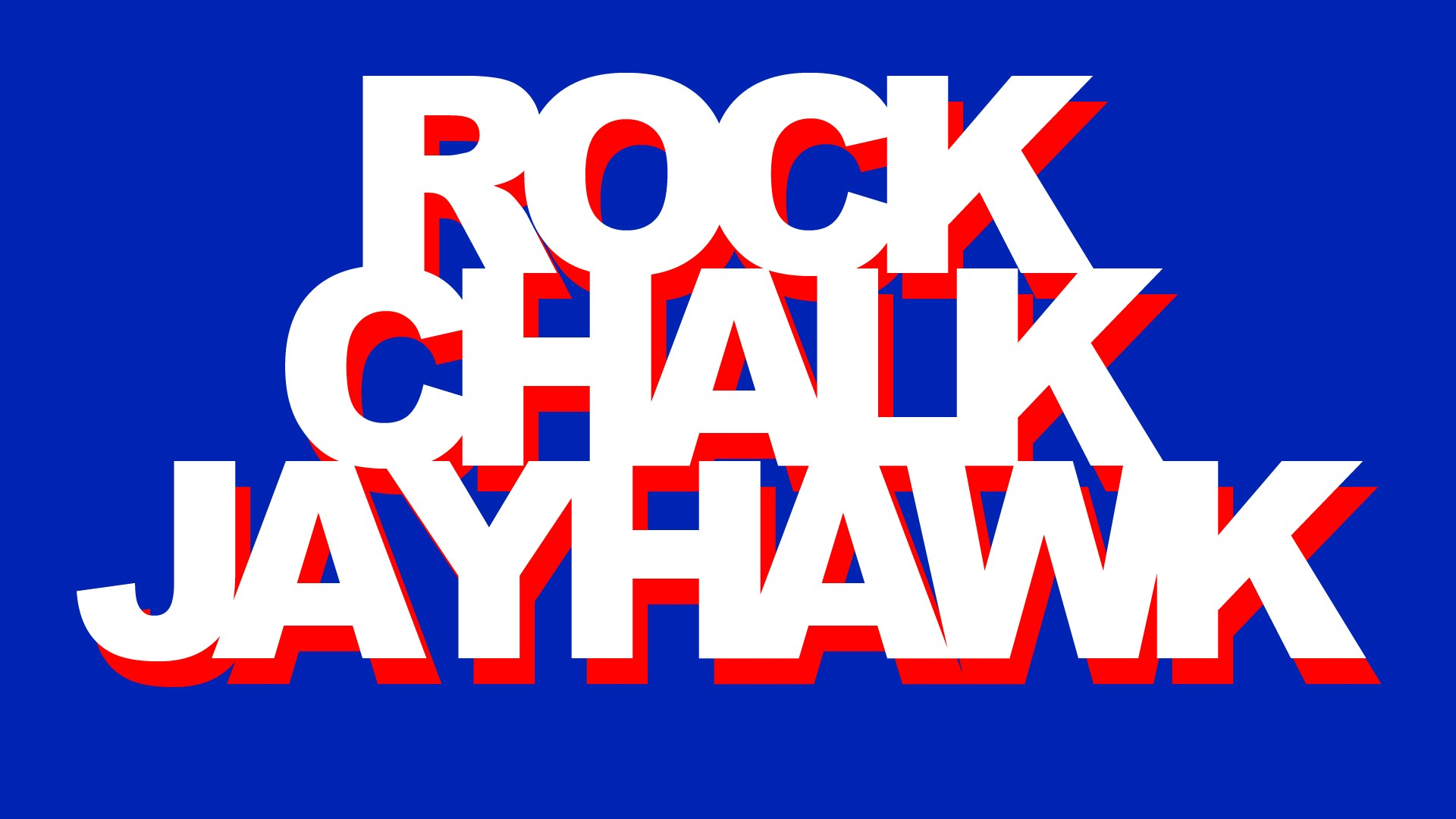 Rock Chalk Jayhawk [1920x1080] Wallpaper Wallpapers Pictures 1920x1080