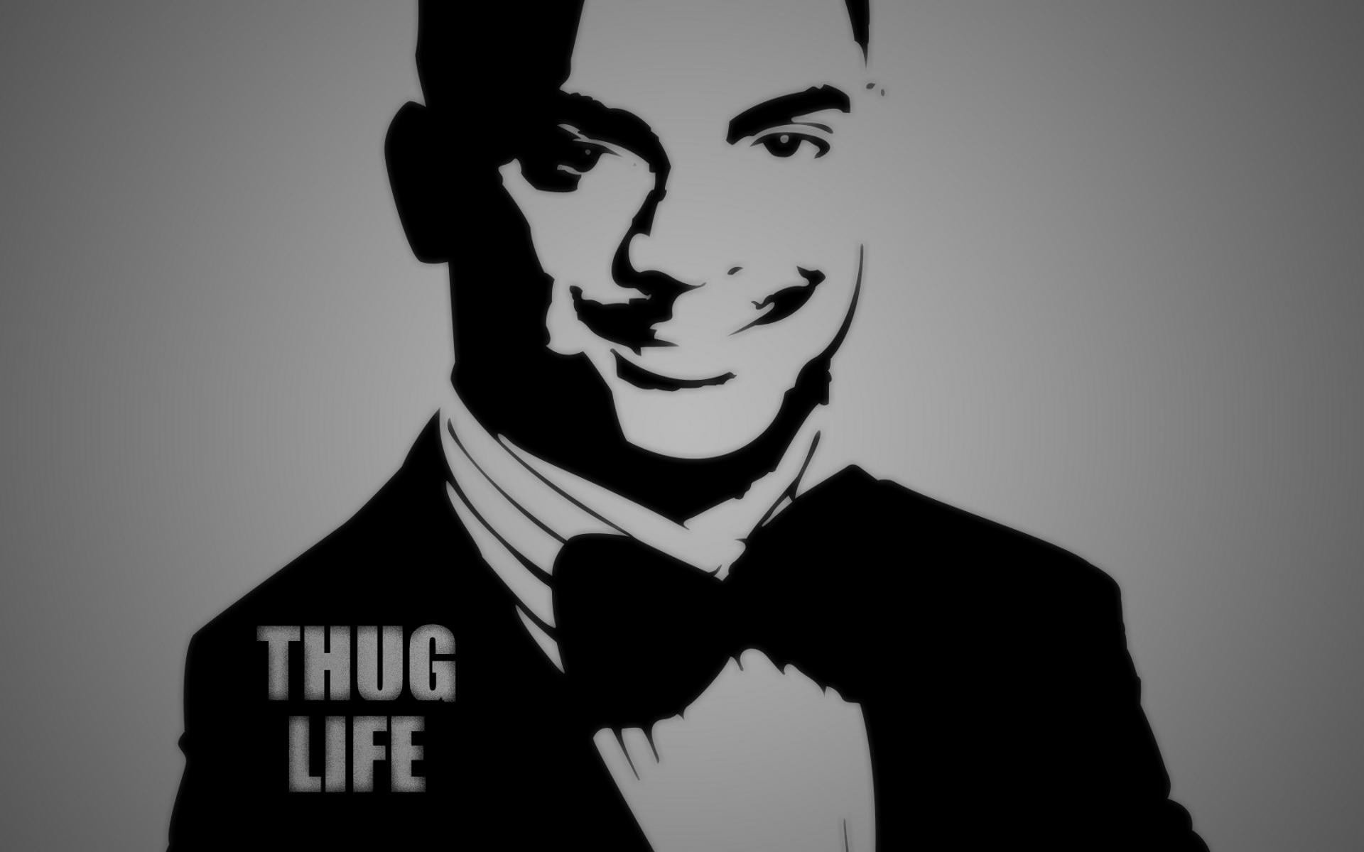 Thug Life Wallpaper   Hilarious Wallpaper 1920x1200