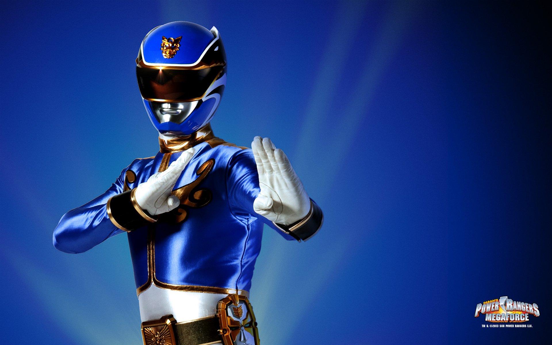Blue Power Ranger Wallpaper - WallpaperSafari