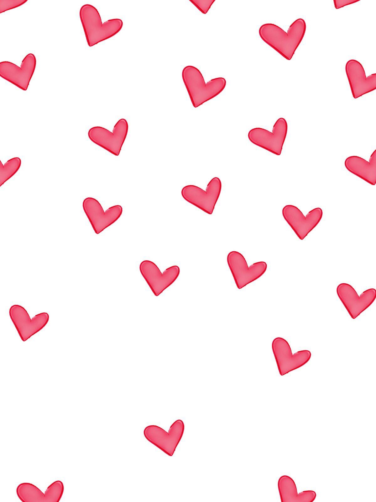 Cute valentine Wallpaper wallpaper marieghansen Heart iphone 1200x1600
