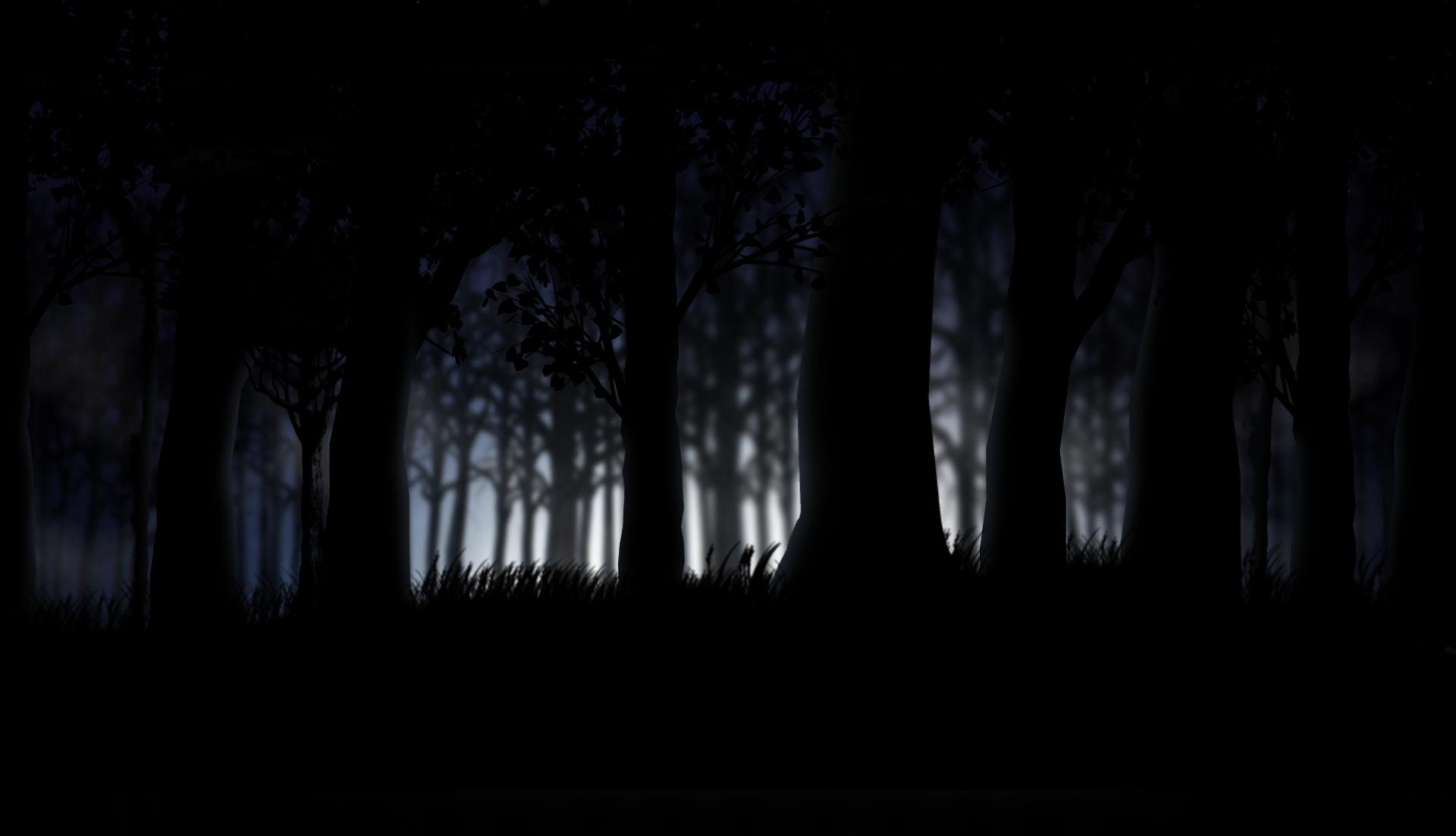 Hd Dark Forest Wallpaper Dark Forest HD ...