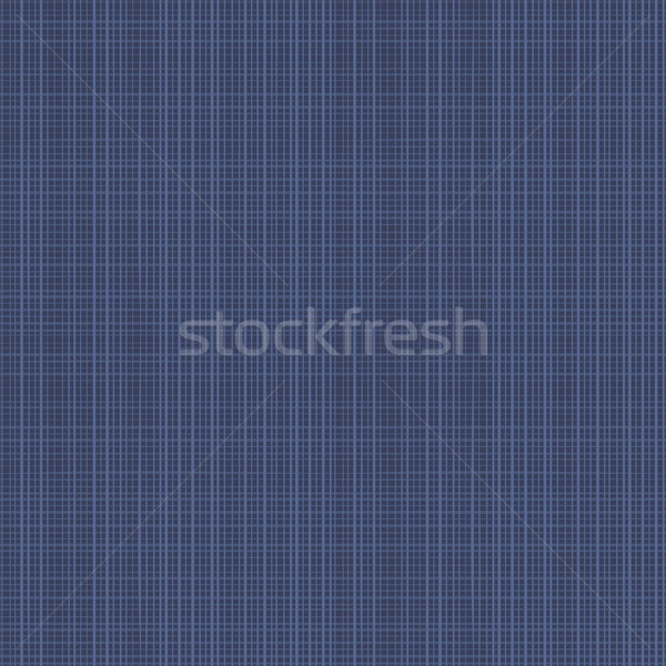 you see 4 tiles dark navy blue canvas or fabric repeat pattern print 600x600