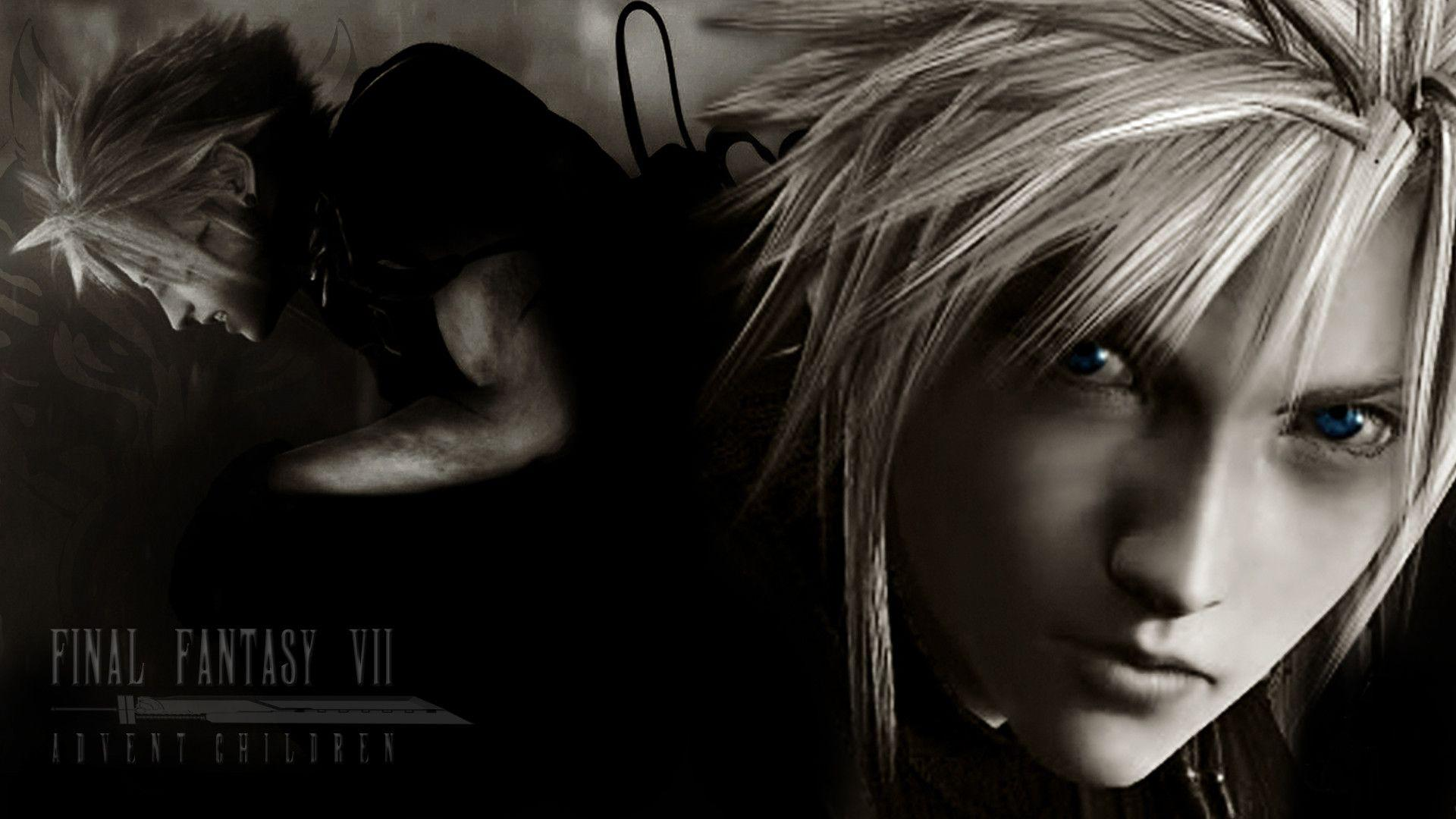 Wallpapers Final Fantasy Cloud 1920x1080