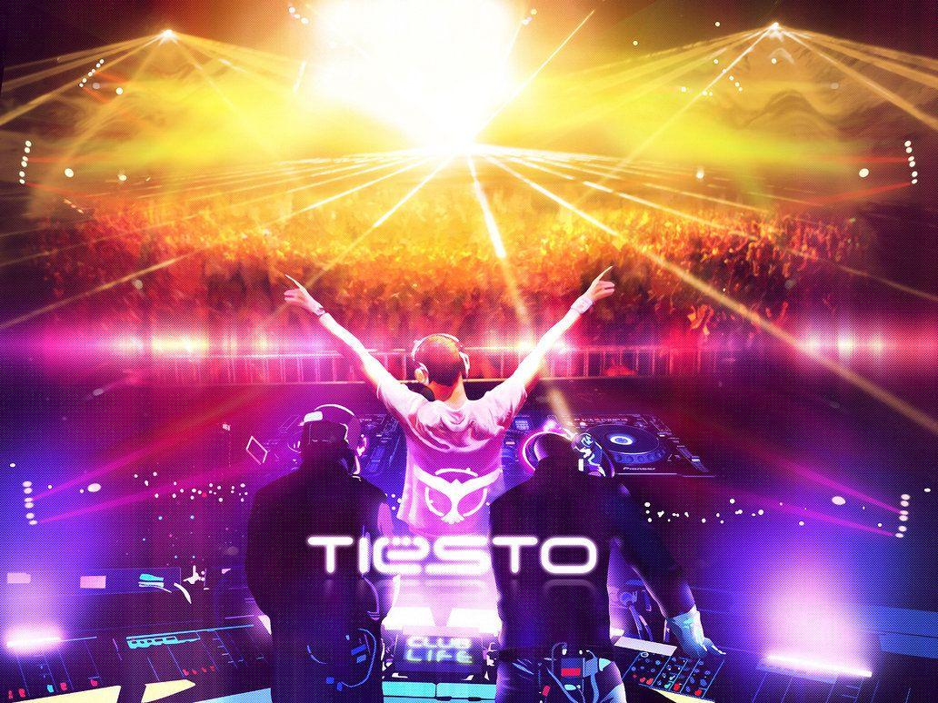 Tiesto Wallpapers HD 1032x774