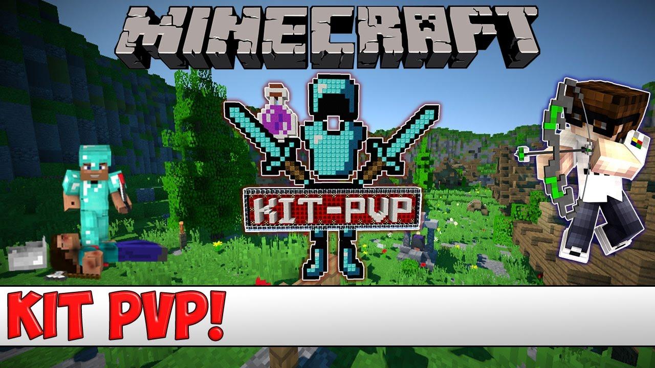Minecraft Plugin Tutorial   Kit PvP 1280x720