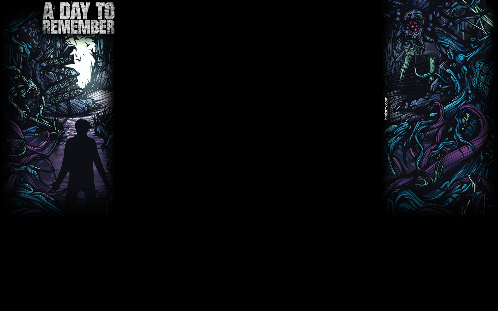 A Day To Remember Homesick Twitter background by 1600x1000
