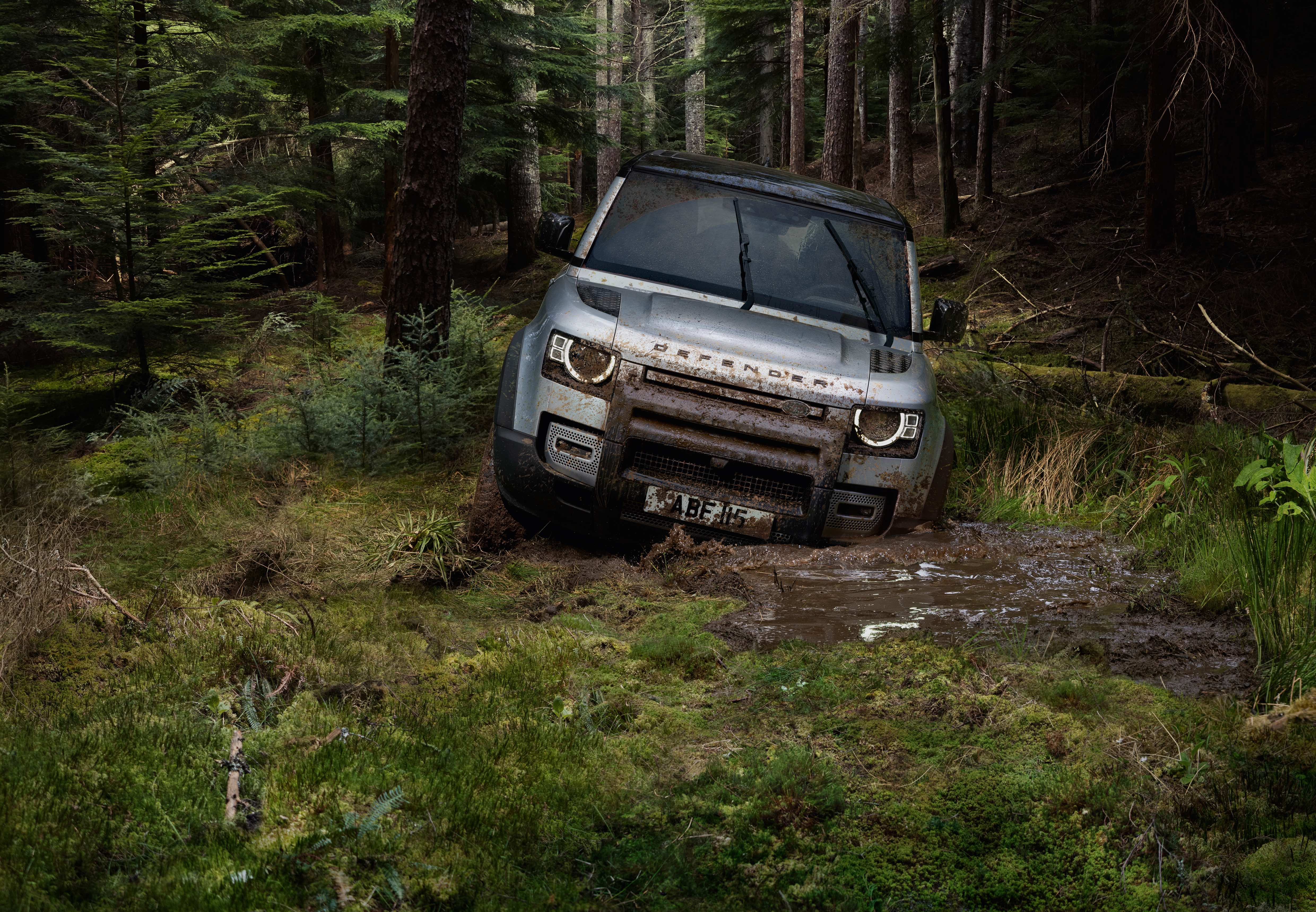 Land Rover Defender 2020 Images specs price and UK release 4961x3439