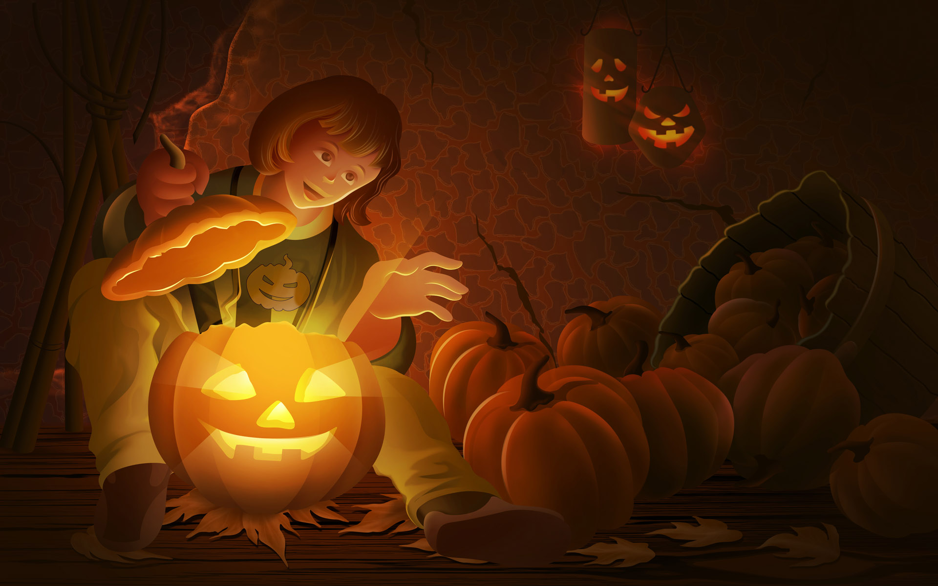 Pumpkin wallpapers and images   wallpapers pictures photos 1920x1200