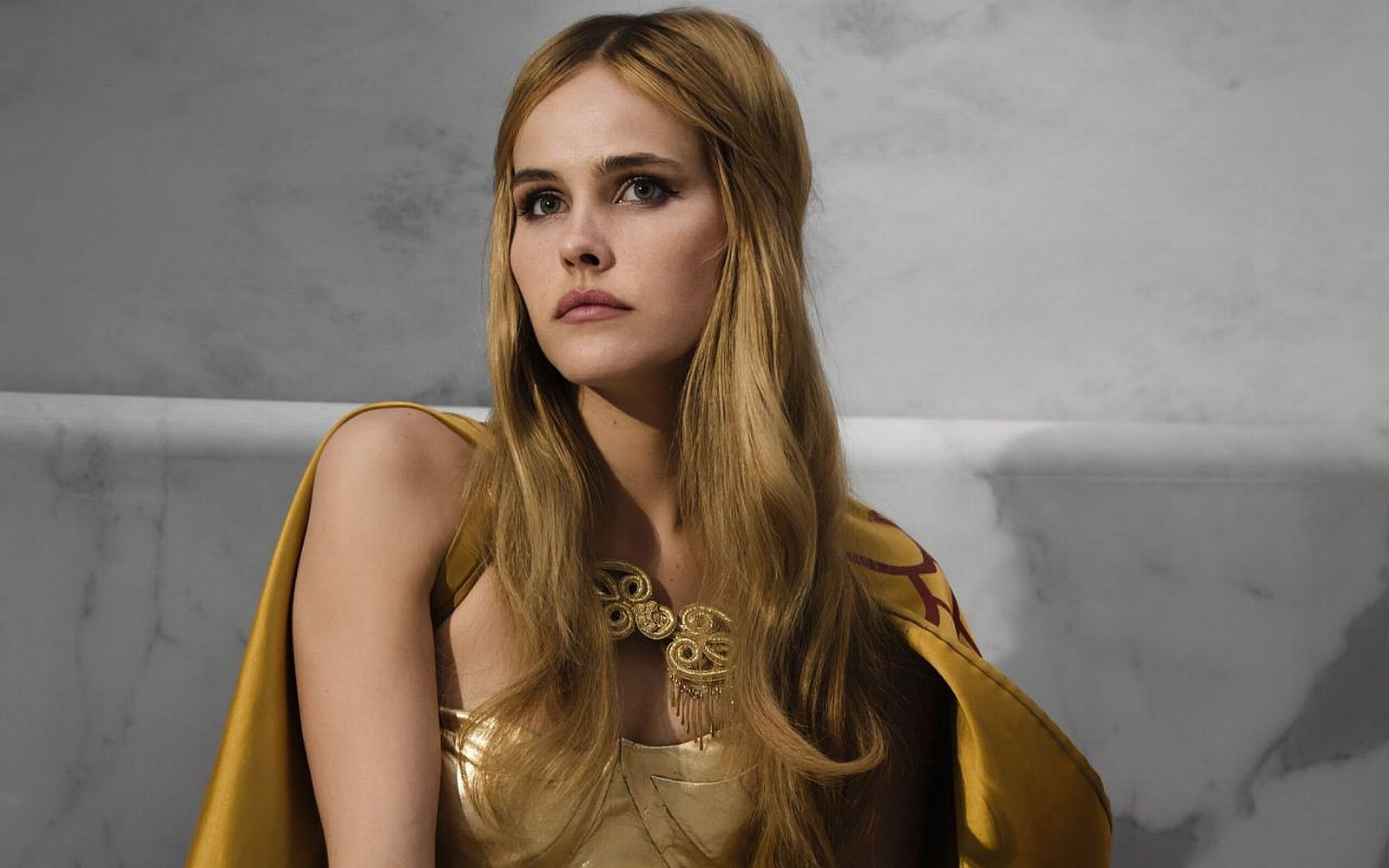 Immortals Isabel Lucas HD Literary Wondrous Wallpaper 1600x1000