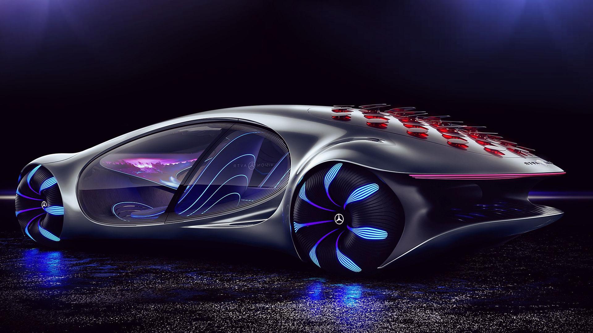 Mercedes Benz Vision Avtr Concept 2020 Hd Wallpaper 1920x1080