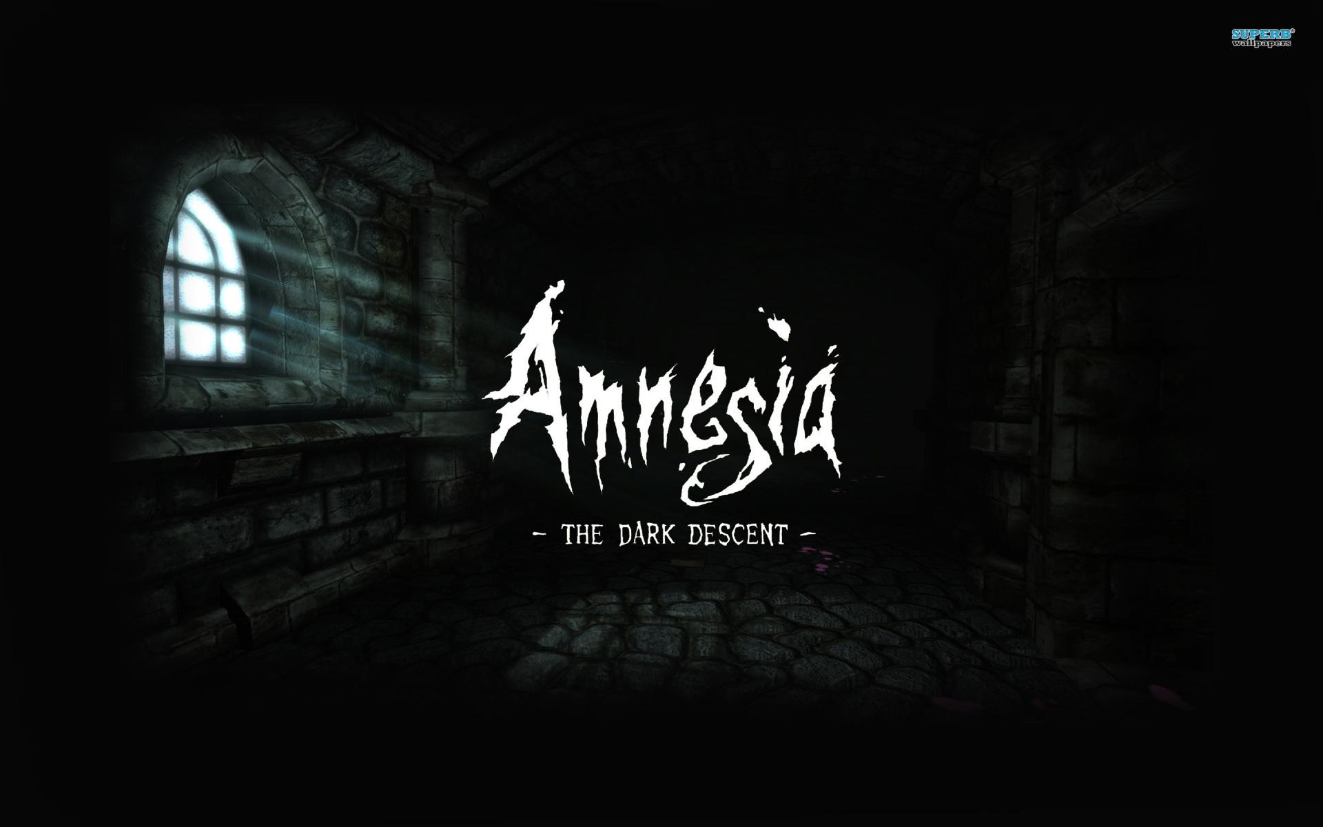 Amnesia   Amnesia The Dark Descent Wallpaper 32090941 1920x1200