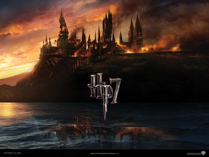 Harry Potter e i Doni della Morte Screensaver   Download 700x525