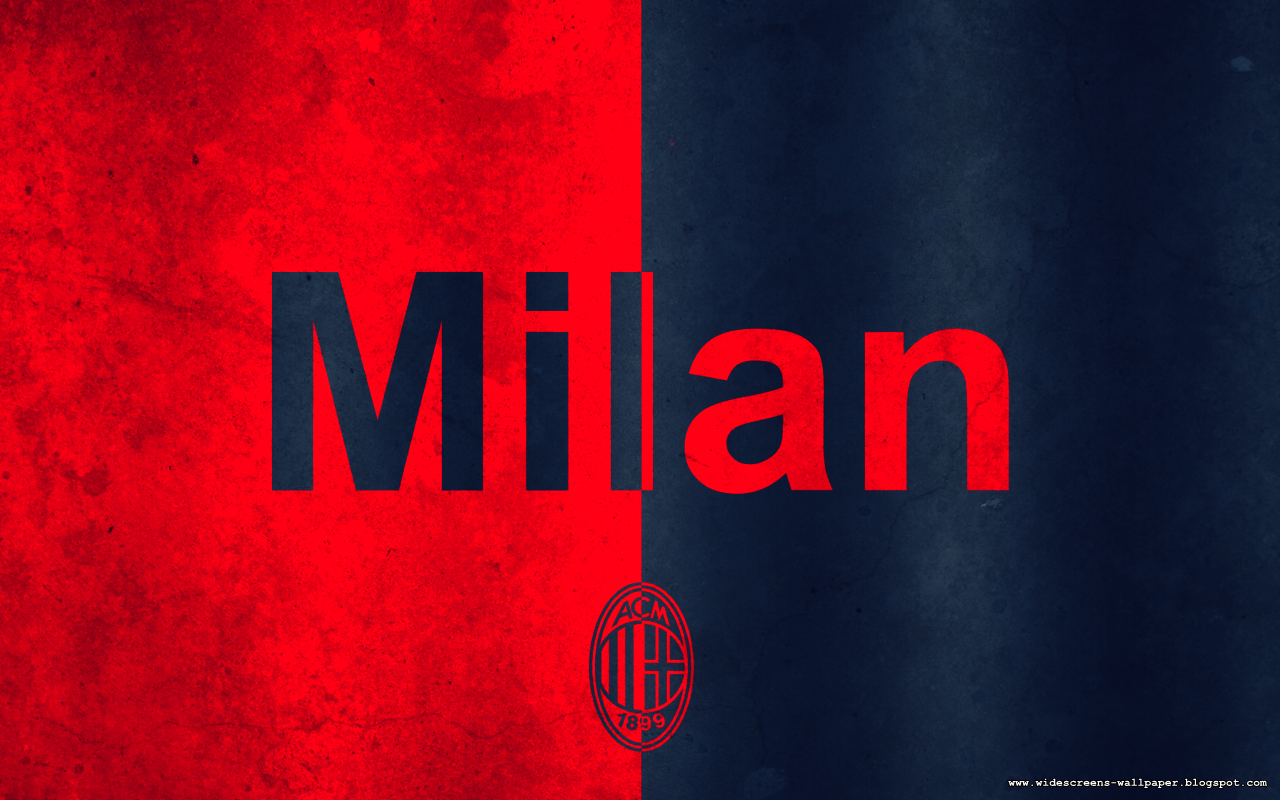 Your Computer and Mobile Phones New AC Milan Wallpapers Collection 1280x800