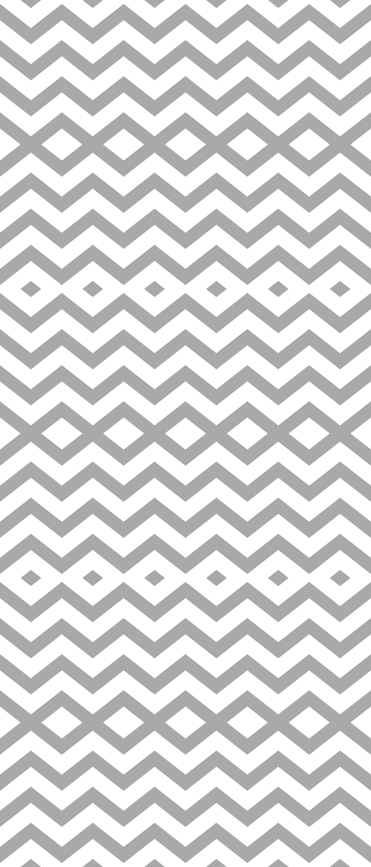 Grey White Wallpaper Designs Chevron grey and white 738x1722