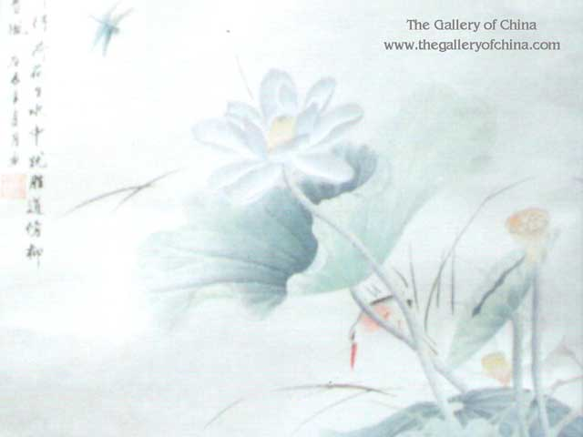Chinese Art Chinese Paintings Desktop Wallpaper Paintings from 640x480
