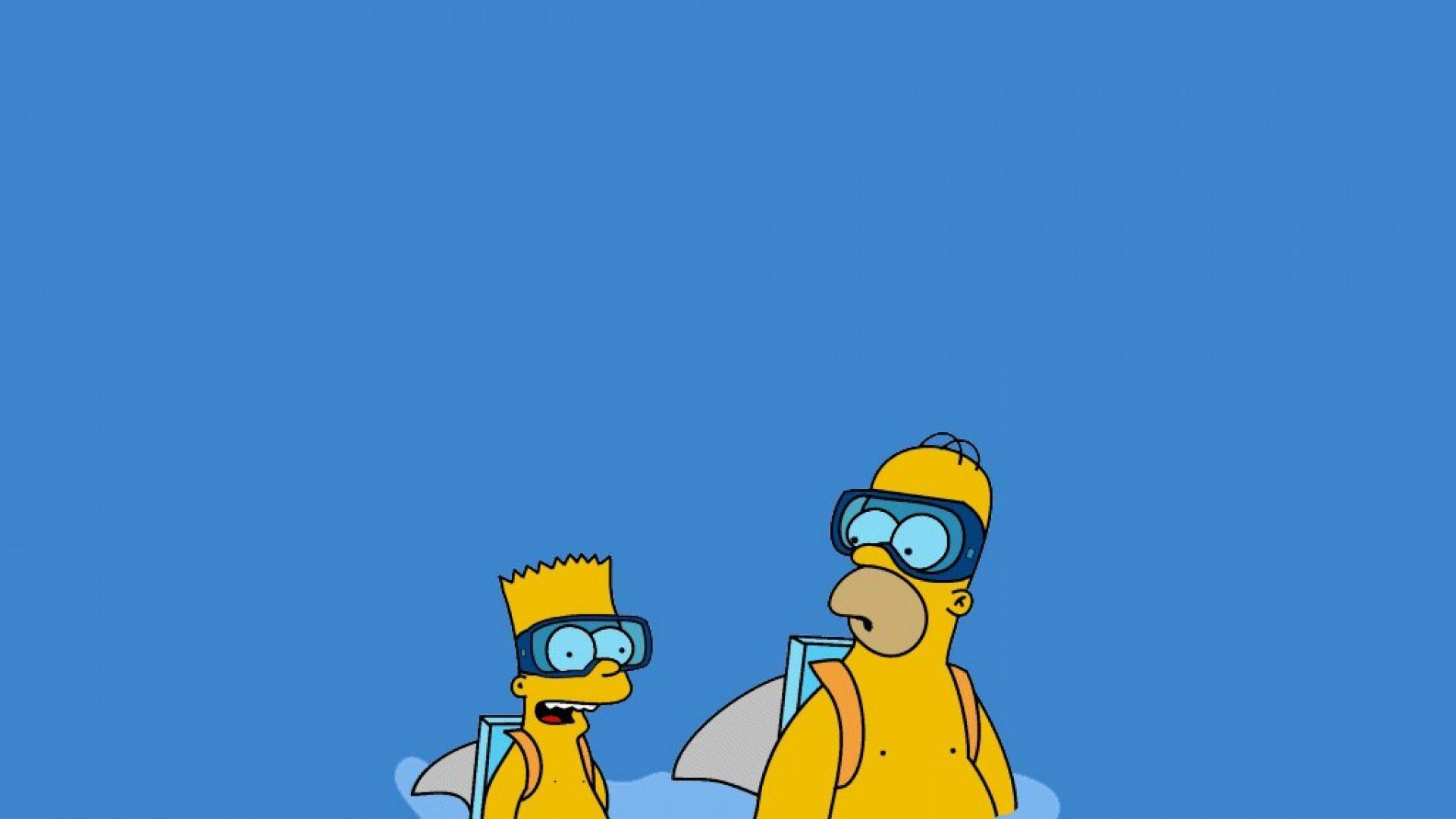 49 Bart Simpson Hd Wallpaper On Wallpapersafari