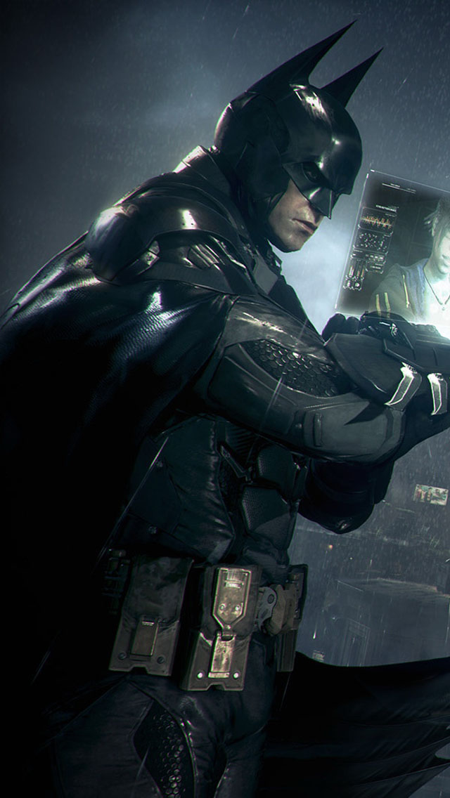 Batman Arkham Knight Wallpaper 1080p Batman arkham knight wallpaper 640x1136