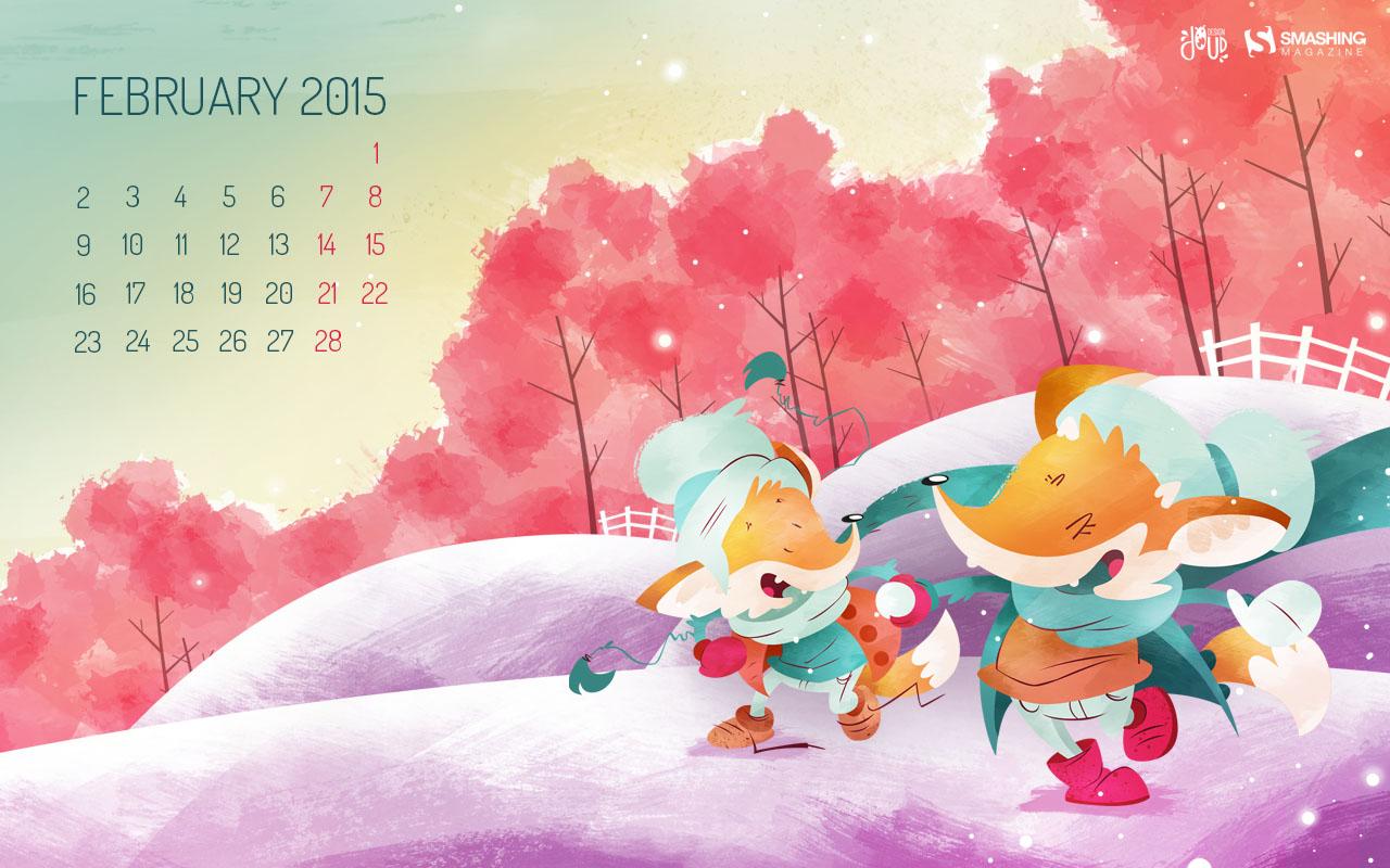 Desktop Wallpaper Calendars February 2015 Smashing Magazine 1280x800