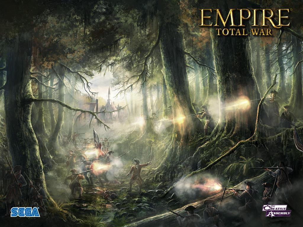Empire Total War   wallpaper for the game wallpapers 1024x768