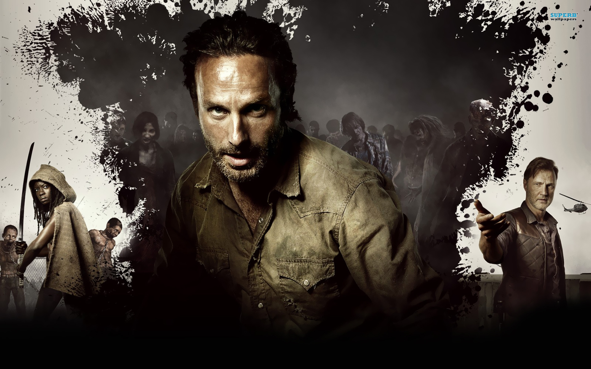 The Walking Dead Exclusive HD Wallpapers 55 1920x1200