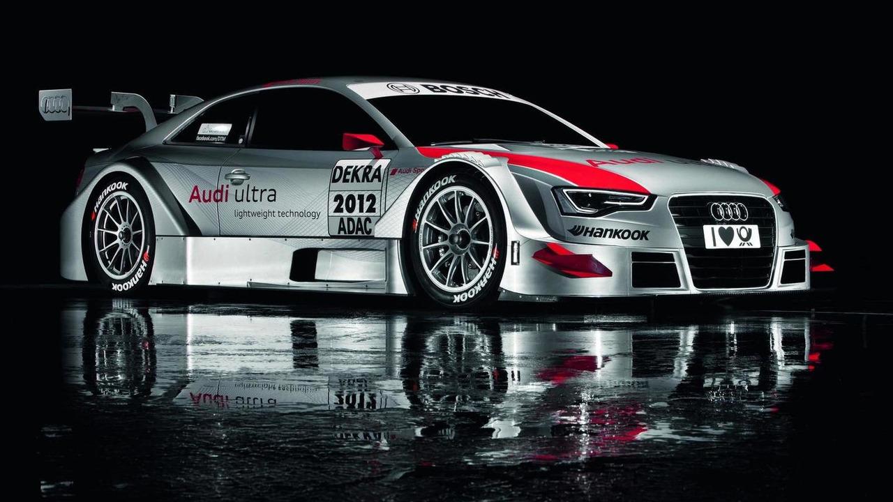 Audi A5 DTM revealed 1280x720
