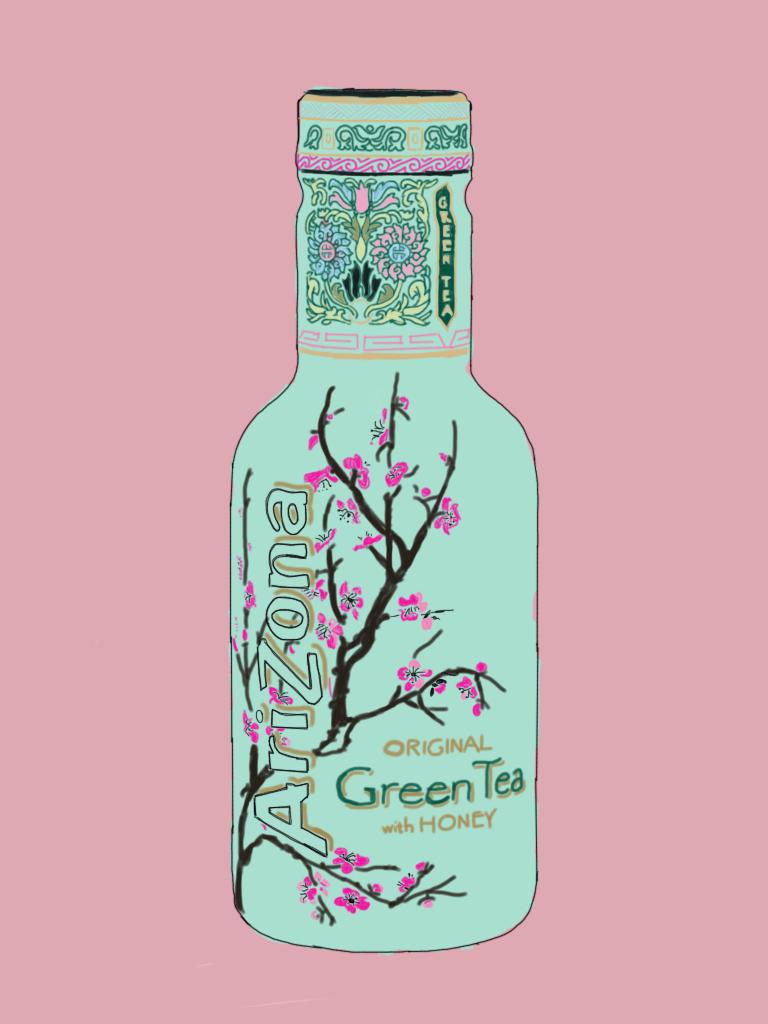 Arizona Green Tea by laurens2110 768x1024