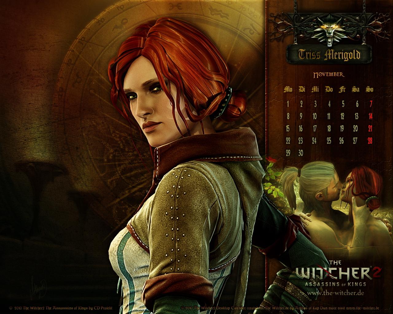 The Witcher 2 Assassins of Kings Wallpaper 742925   Zerochan 1280x1024