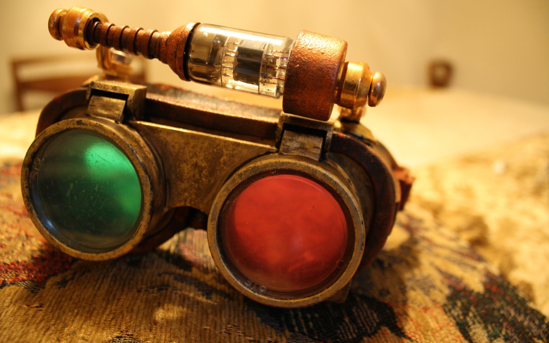 Steampunk 3D Glasses HD Wallpapers 1920x1200
