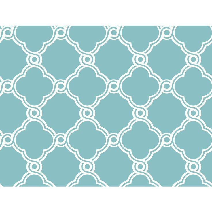 Interior Place   Blue WB5507 Open Trellis Wallpaper 3599 http 736x736