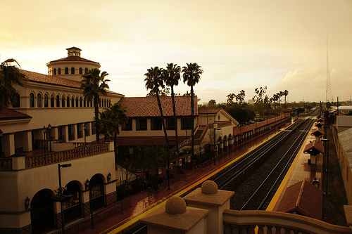 Santa Ana Train Station HD Walls Find Wallpapers 500x333