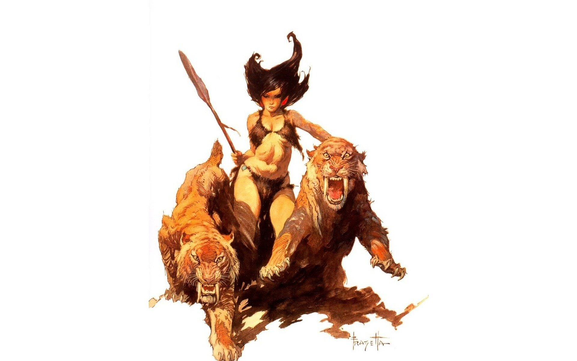 Frank Frazetta Wallpapers Frank Frazetta Wallpaper 1920x1200