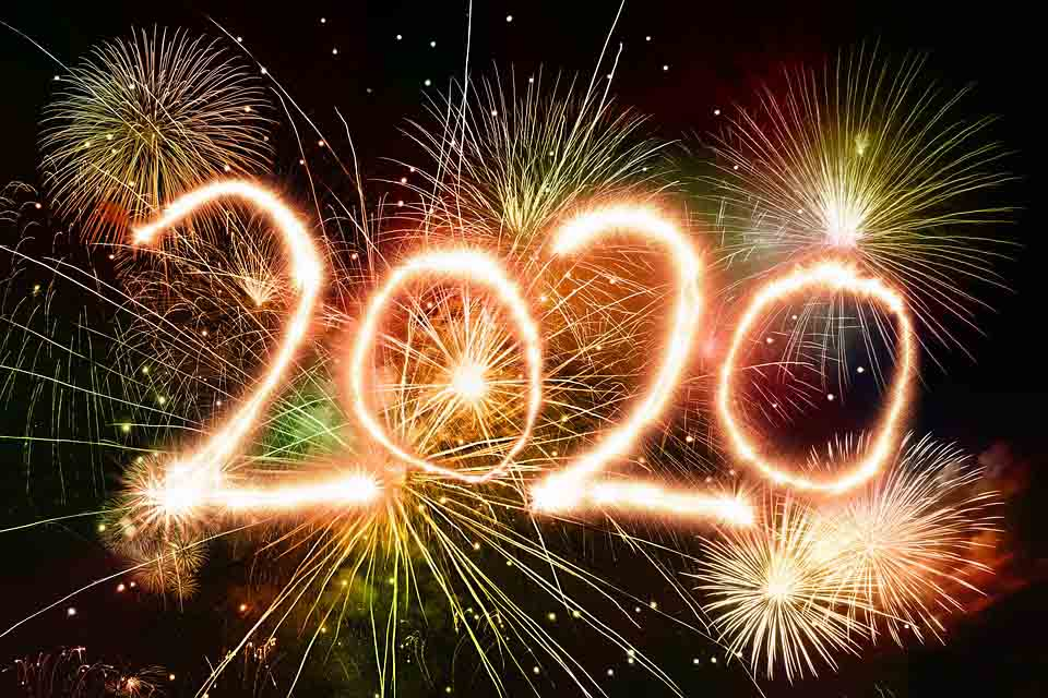 Happy New Year 2020 Images For Love Happy New Year Background 960x640
