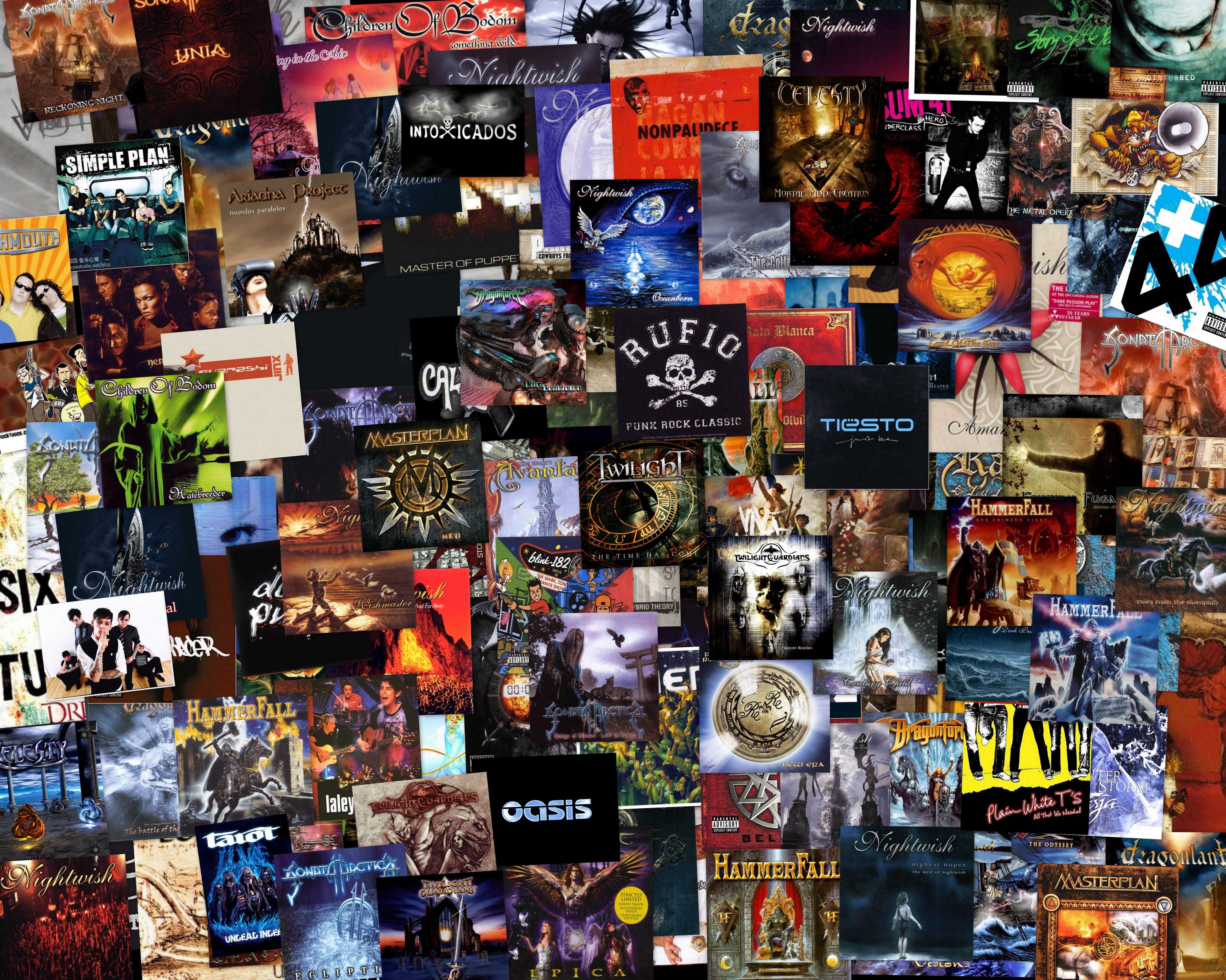 Album Wallpaper Wallpapersafari